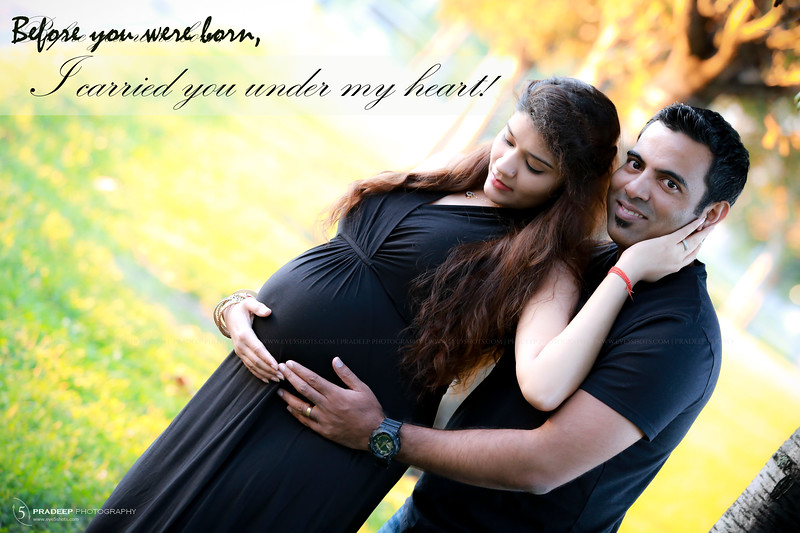 Natasha - Maternity shoot!