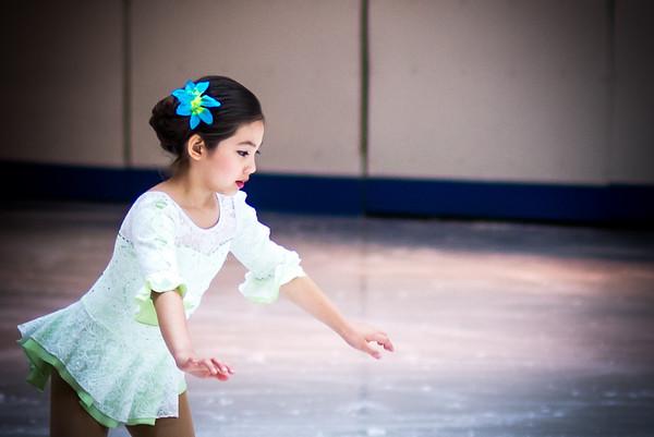 Natasha Skating Competition Final