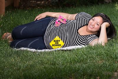 Natasha and Chad Noe Maternity Portraits