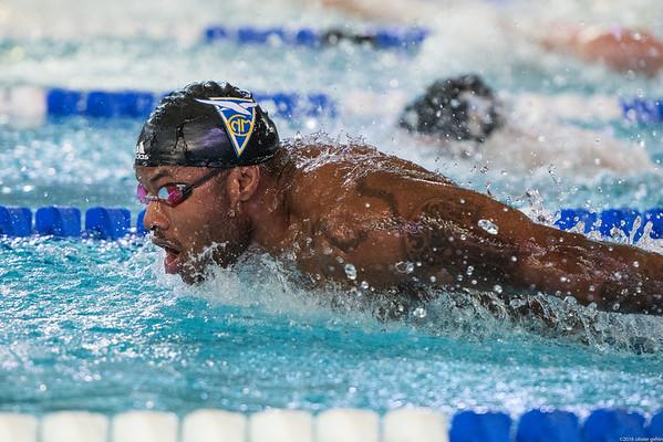 Séries Swim Cup Dimanche