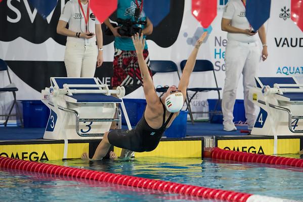 Séries Swim Cup Samedi