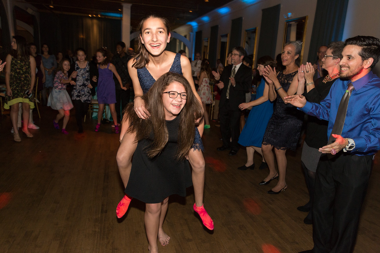 17 October 2015, Natavan's Bat Mitzvah.
