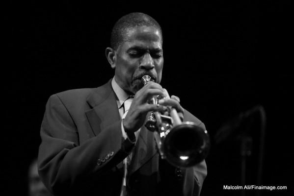 Ebony Repertory Theatre - Jazz at the Philharmonic 11-12-2011
