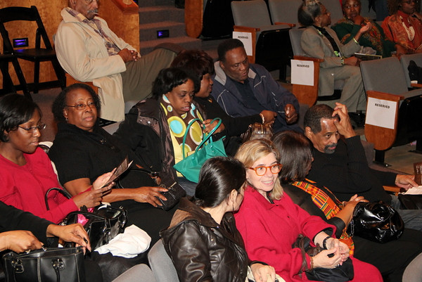 Ebony Repertory Theatre Presents A Celebration of Woman - 2-27-2010