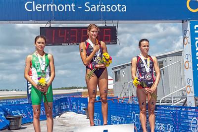 3rd Annual Sarasota-Bradenton Triathlon at Sarasota's Nathan Benderson Park