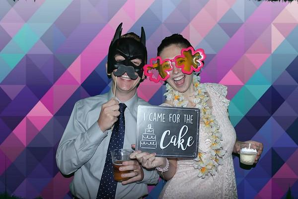 Nathan & Ivy wedding