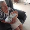 Grandmother Lynn with Bryon