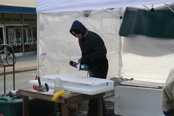 Mount Holly Ice Festival (Jan 26,2008)