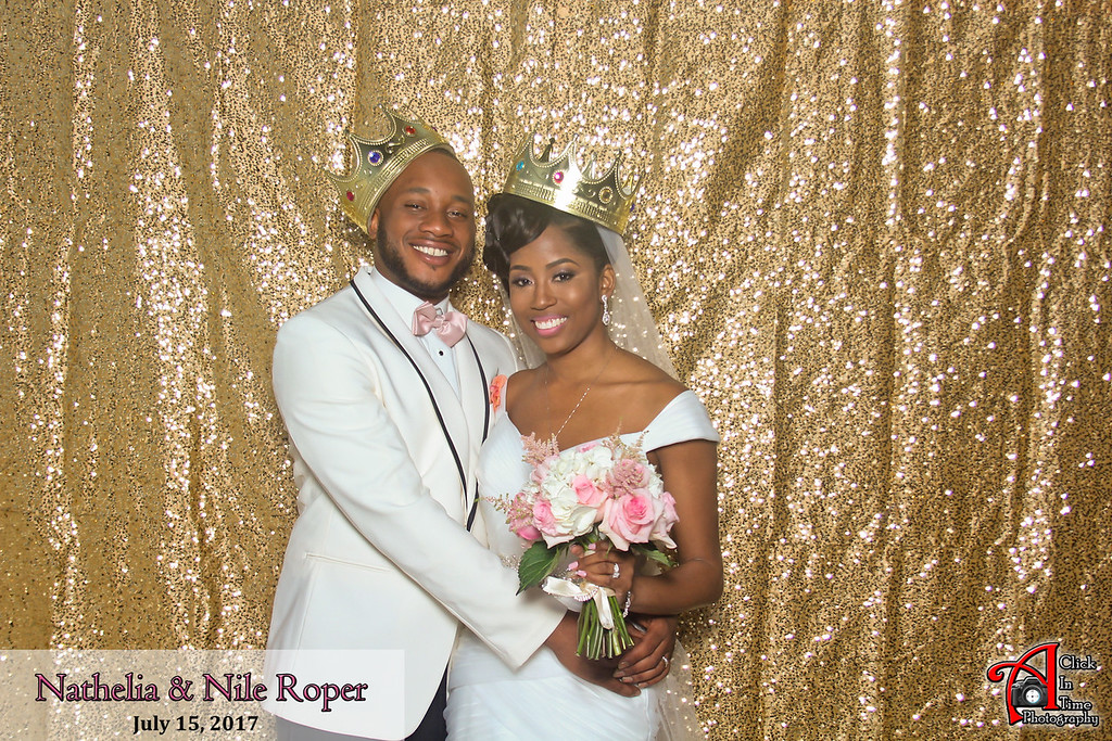 Nathelia & Nile Roper Wedding