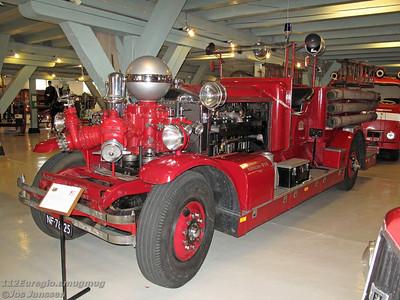 Brandweermuseum Hellevoetsluis