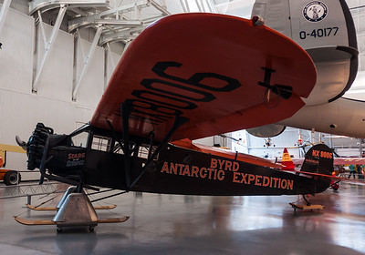 Byrd Antarctic Expedition Aircraft