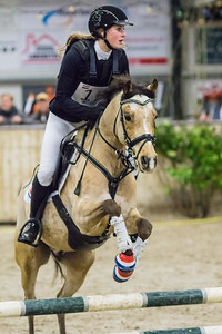 Leona van der Scheur (NED)