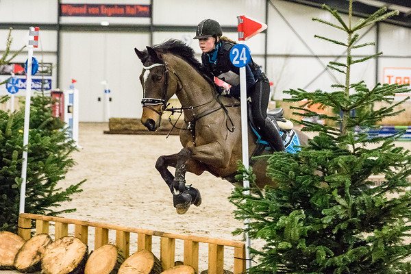 BB Ponies Indoor Utrecht 2016.