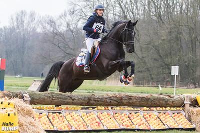 Lisette van der Burg (NED)