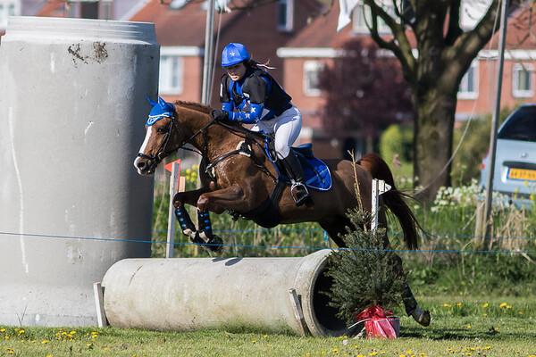 B Ponies Heerjansdam 2016