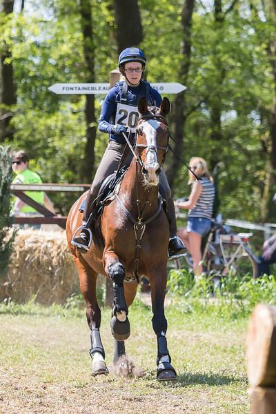 Linda de Beukelaer (NED)