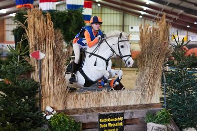 Louise van den Berg (NED)