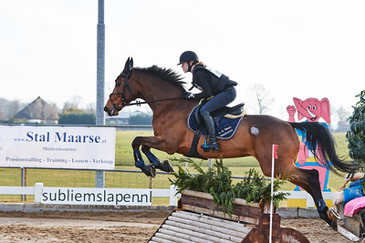 Ylse van der Veen (NED)