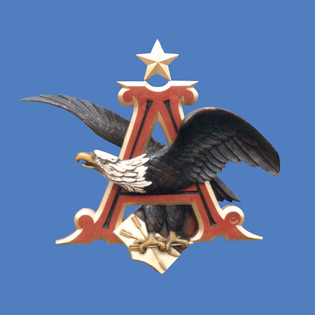 A & Eagle, 5'H  #6000