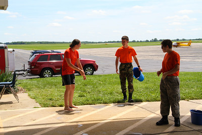 2018 Johnson Flight Academy at the Coles County Memorial Airport in Mattoon Illinois June 2018.  Photo by Lt Col Ted Lohr
