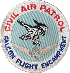 New Jersey Falcon Flight Patch