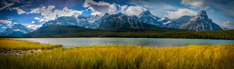 Alpine Vista's / Ice Fields Parkway / Jasper National Park, Canada