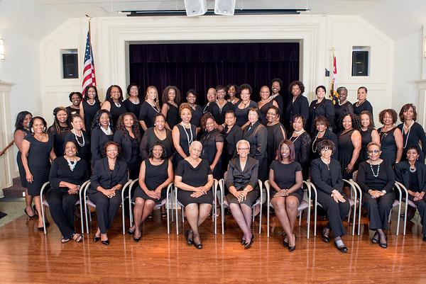 National Coalition of 100 Black Women Group Photo 9-16-16