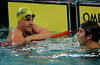 Adam Rahier at the 2009 Para CanAm in Edmonton Alberta. Photo: Swimming Canada/F. Scott Grant