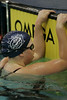 Amber Thomas at the 2009 Para CanAm in Edmonton Alberta. Photo: Swimming Canada/F. Scott Grant