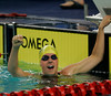 Adam Rahier at the 2009 Para CanAm in Edmonton Alberta. Photo: Swimming Canada/F. Scott Grant