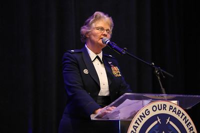 The Civil Air Patrol 2019 National Conference Banquet in Baltimore, MD on Aug. 10, 2019. Civil Air Patrol is the auxiliary of the U.S Air Force and is a proud partner in the Total Force with more than 64,000 volunteer Airmen. (Civil Air Patrol, U.S Air Force Auxiliary photo by Lt. Col. Robert Bowden)