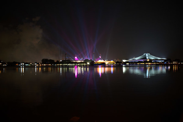 Pretty lights show