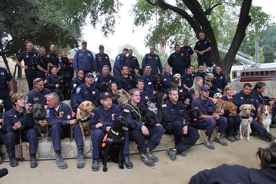 NTC 9-11-2011 Group Shots