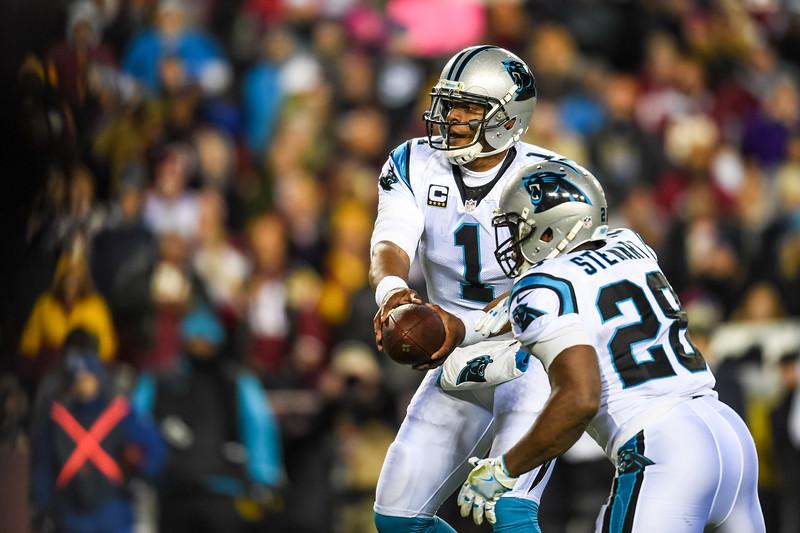 Carolina Panthers vs. Washington Redskins