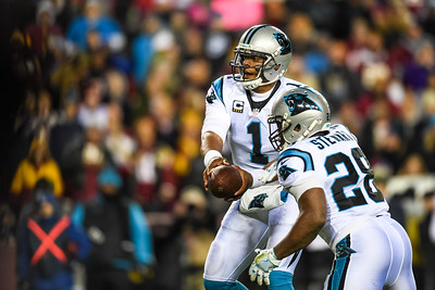 Carolina Panthers vs. Washington Redskins