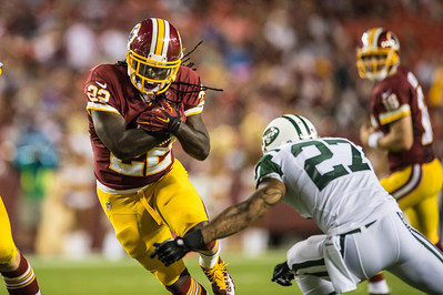 New York Jets vs. Washington Redskins