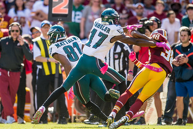 Philadephia Eagles vs. Washington Redskins