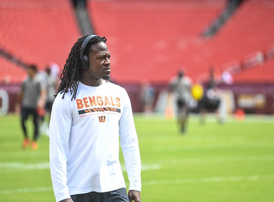 Cincinnati Bengals vs. Washington Redskins