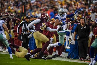 Cowboys at Redskins
