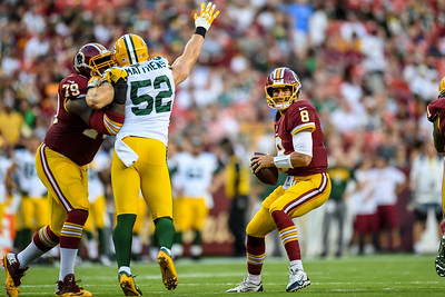 Green Bay Packers vs. Washington Redskins