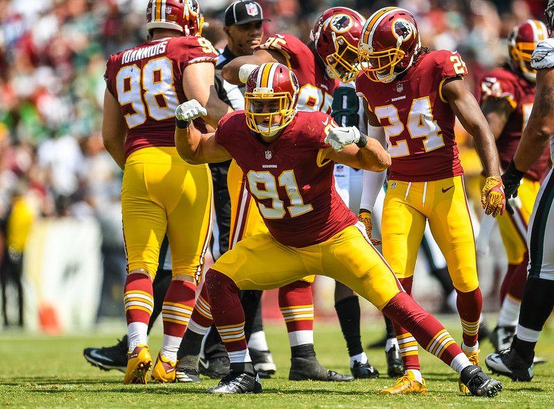 Washington Redskins vs. Philadephia Eagles