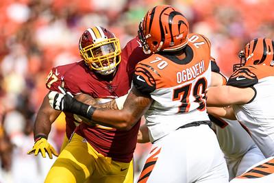 Cincinnati Bengals vs. Washington Redskins