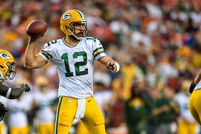 Green Bay Packers vs. Washington Redskins