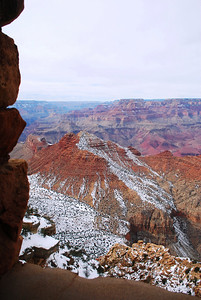 Desert View side, Grand Canyon 062