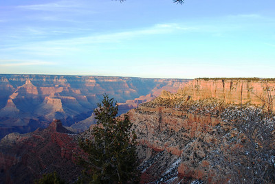 Desert View side, Grand Canyon 002