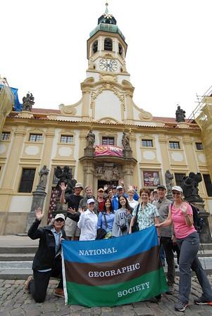 National Geographic Adventures Prague June 12th 2016