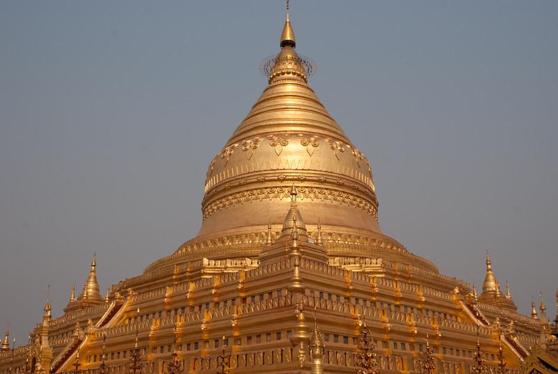 Golden Shwezigon Paya, Myanmar