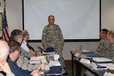2017 Wing Commanders Course