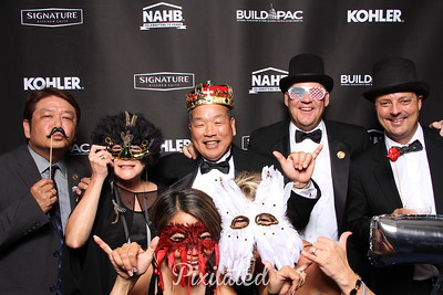 National  Association of Home Builders Gala Booth 1 06.15.17