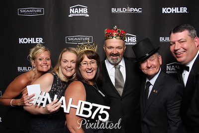 National  Association of Home Builders Gala  Booth 2 06.15.17